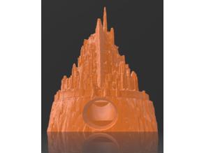 Minas Tirith Dice Tower