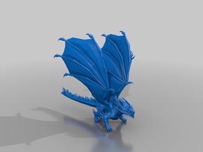 bugeikloth drake - dnd - monster