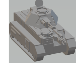 FHW:Twilight Jager Tank design v1 auto cannon