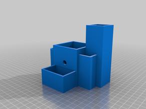Tool holders 3D printer / Porta herramientas para la Impresora 3D