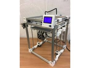 Atomic U300 - Big Size Ultimaker Style 3D Printer