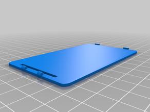 PocketGo 2 Back Plate