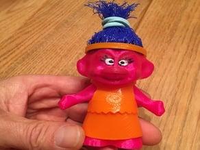 Poppy Troll Clothes doll