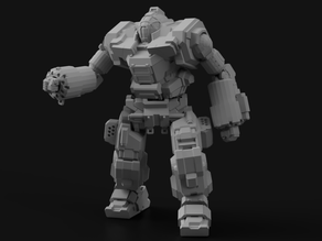 CRD-3K Crusader (Classic) for Battletech