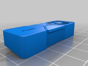 RTX 3080 Keycap for Resin Printers