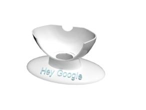 Google Mini Speaker holder