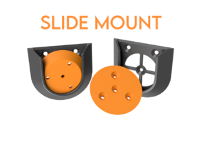 Flush Mounting Plate - Two Sizes