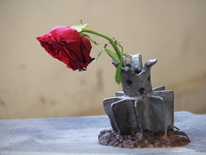 Mortar Planter