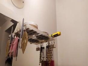 Mirror shelf bathroom - Étagère pour miroir