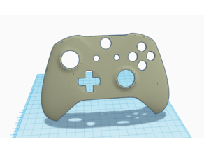 Xbox One S Controller Modified
