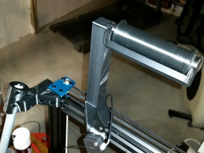 Sidewinder X1 Spool Holder -Easy Roller