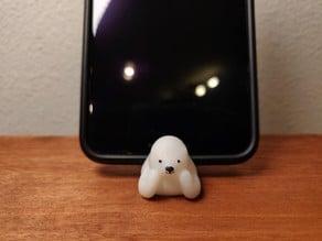 KUMATY : Polar Bear Smartphone Stand