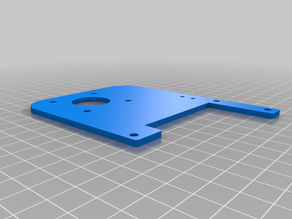 Anycubic Chiron - Direct Drive Installation plate