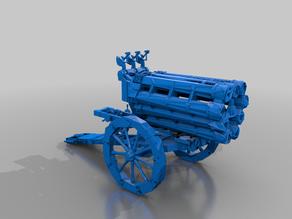 artillery hellblaster - empire