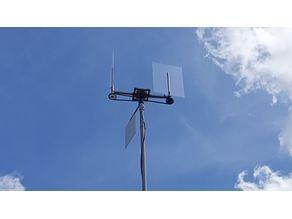 vertical windturbine  prototype new model
