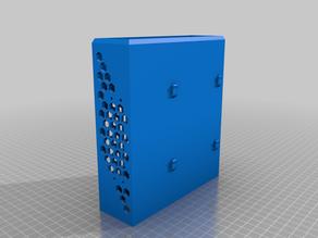 """Floppy Disk Drive Reader 5.25"""" Bay for Phanteks Case"""