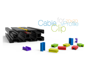 Cable Clip for vProfile 20xXX