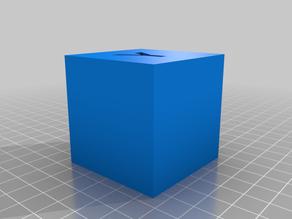 Calibration cube XYZ
