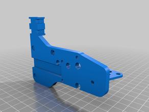 Hemera mount for BLV Ender 3 Pro Kit