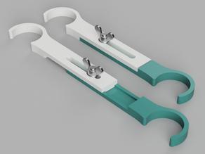 MPCNC Adjustable Square Alignment 23.5/25mm