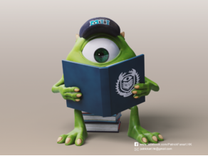 Mike Wazowski(Monsters University)