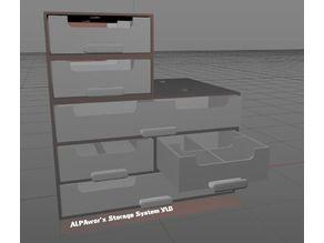 ALPAwor'x Storage System V1.0