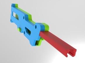 Speed Loader for Ruger mark 3 & 4 for smaller printers