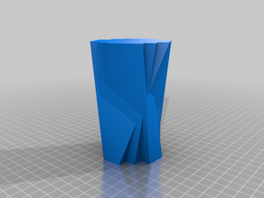 Vase 3 Rectangles