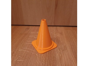 Traffic Cone for RC Track