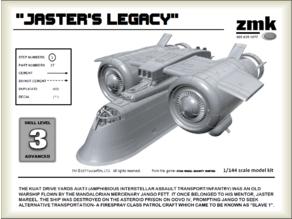 Jaster's Legacy