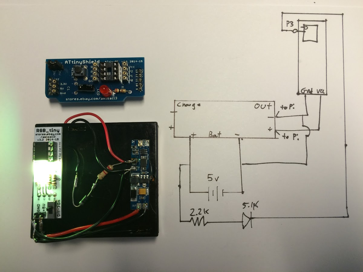 Raspberry pi zero smart glass by zerobeatpro thingiverse here is the schematic to make a diy battery pack with indicator for pi glasses ccuart Image collections