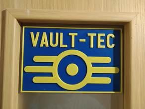 Fallout Vault Tech Logo