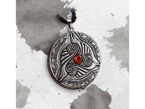 Holy Symbol of Ravenkind (My Version)