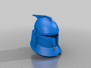Remixed Clone trooper phase 1 helmet (orig by Dylan91)