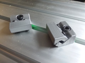 Micro CNC Side Clamps