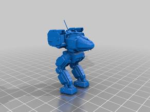 Stalker STK-3H Battlemech