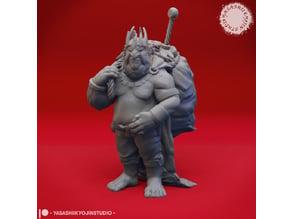 Grinkle the Goblin King - Tabletop Miniature