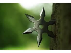 Throwing Star (Ninja star)