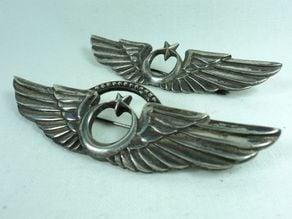 PILOT'S PIN (PILOT BROVESI)