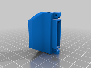 A10M - geeetech - fanduct+holder no screws-tyrap