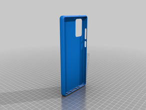 Samsung Note20 phone case for flexibles