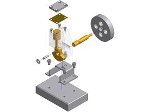 Druckluft Motor