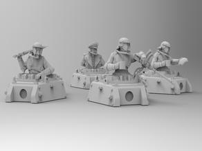 Roman Legions - Tank Crew