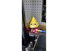 Extruder Spinner Poop Emoji