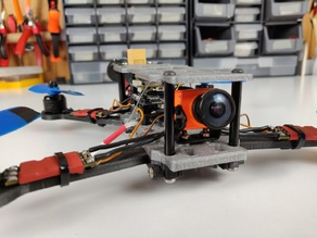 Fury 227 - Quadcopter