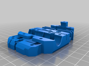 Bunny and Bear Universal Carriage for Bear or Prusa X-axis