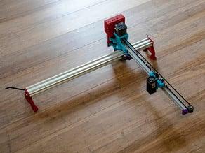 Cantilever Laser Engraver