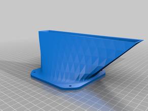 K40 laser -90 exhaust fan version - duct
