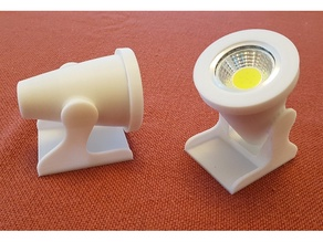 Case and Stand for LED Lamp