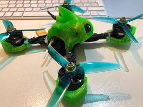 """Skelepod Drone Frame 4"""" 5"""" Pod Canopy"""